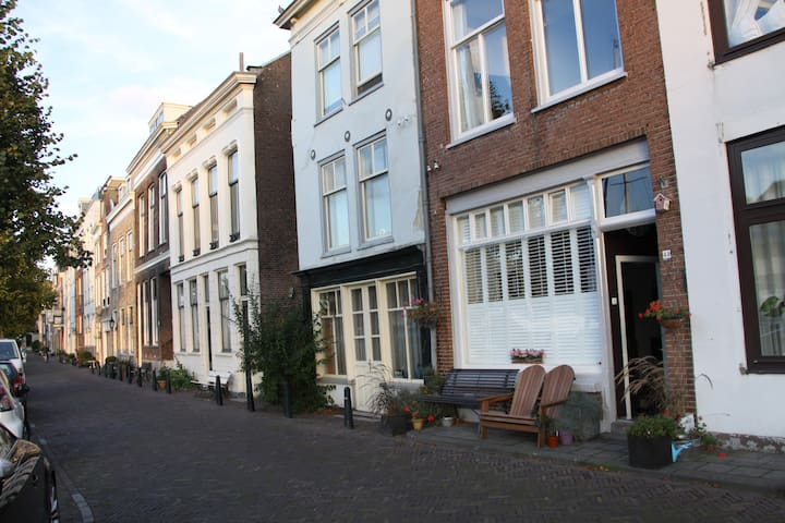 Nice apartment in the old city near to the harbour - Dordrecht - Lakás
