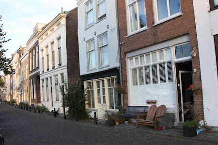 Nice apartment in the old city near to the harbour - Dordrecht