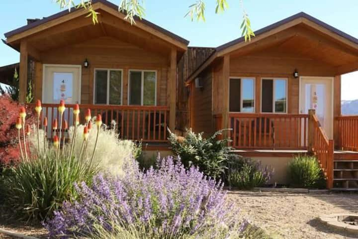Canyons of Escalante RV Park Cabin 4