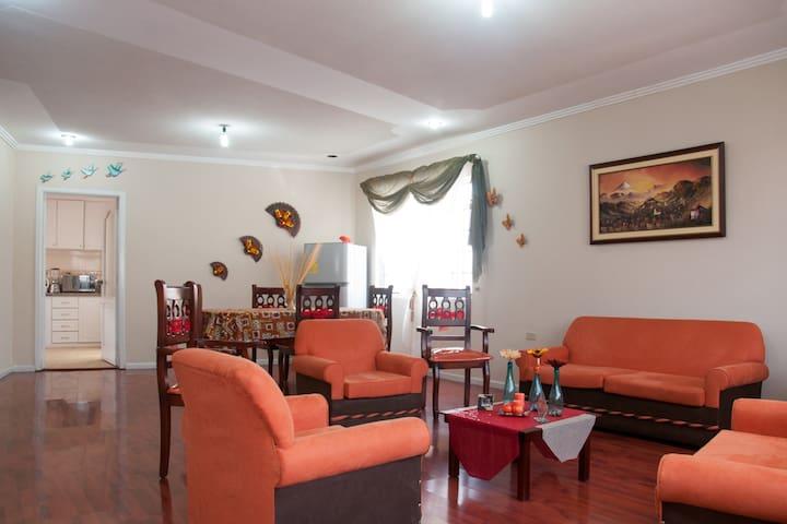 Una excelente  experiencia en casa - Cuenca - House