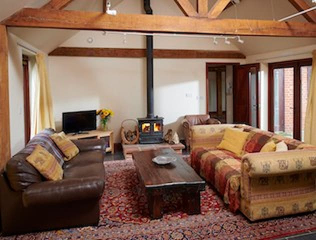 The Vine House, Chet Valley Vineyard, Bergh Apton