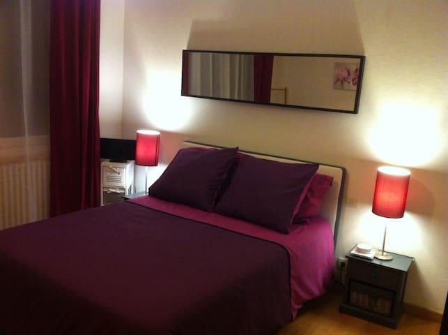 Appartement vacances 3* ( 2 adultes et 2 enfants ) - Vittel