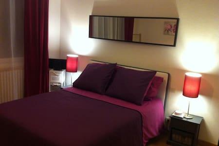 Appartement vacances 3* ( 2 adultes et 2 enfants ) - Vittel - Leilighet
