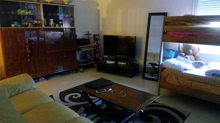 Appartement familiale 5 pers - Bellegarde-sur-Valserine - Apartament
