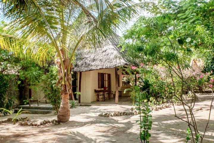 Tropical cottage