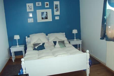 Chambre au calme  proche A84 - Banneville-sur-Ajon - Ev