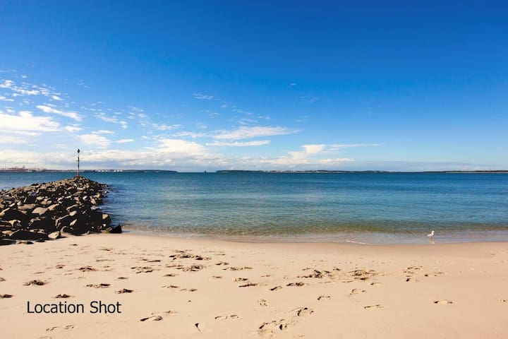 Beautiful Botany bay, another swimming spot