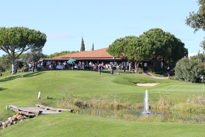 Club House - Golf
