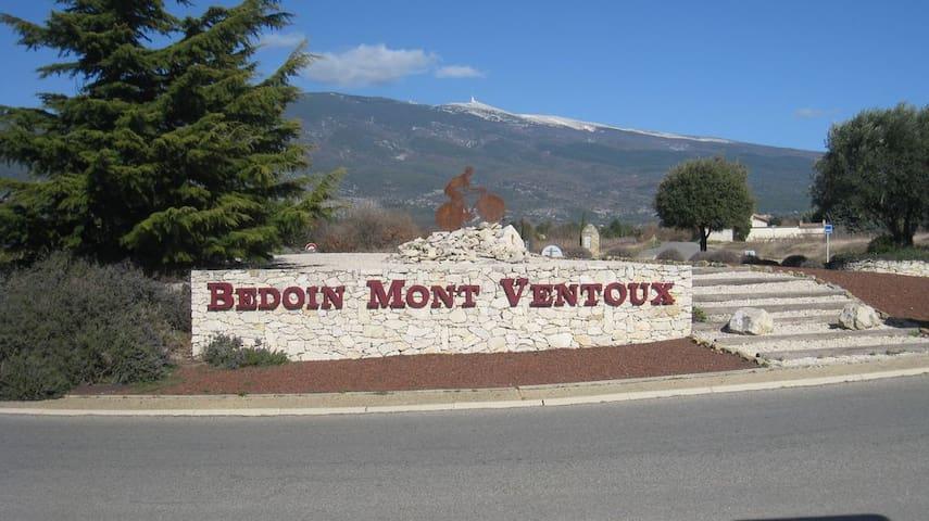 appt au pied du geant de provence - Bedoin  - Pis