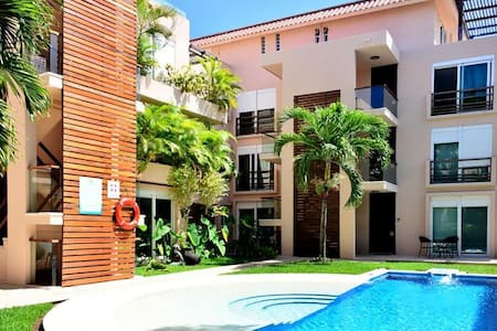 2 BEDROOMS IN A 3 BEDROOM CONDO! - Playa del Carmen