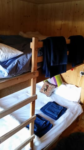 Double Bed Bunk Room