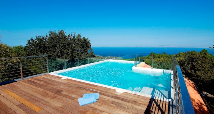 Villa Le Tore 8people Sorrento hills