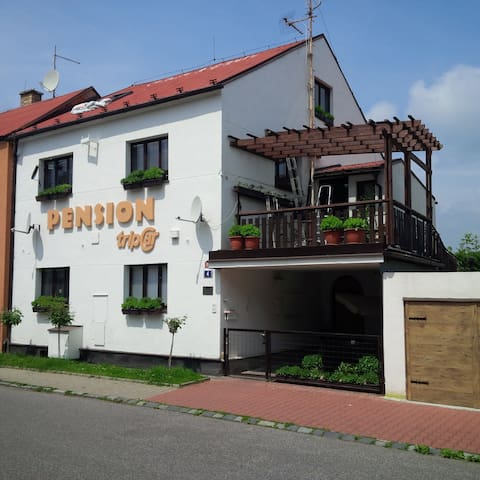 Double room in Prague Dolni Chabry3 - Prague - Bed & Breakfast