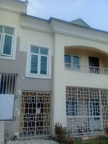 Secure Apartment at RCCG Redemption Camp