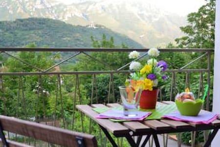 "Le Terrazze sui Monti- Appartamento ""Zi Terè"" - Pietre - Lakás"