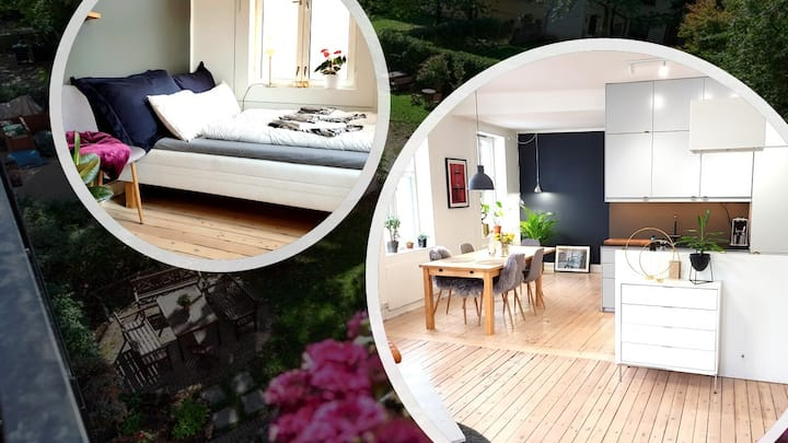 Room in Beautiful apt. in the heart of Grünerløkka