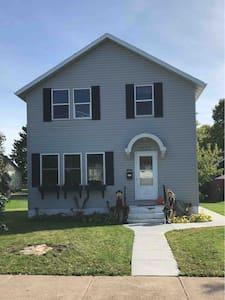 Chapman Street Home