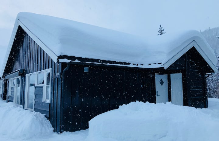 Family friendly cabin close to the slopes