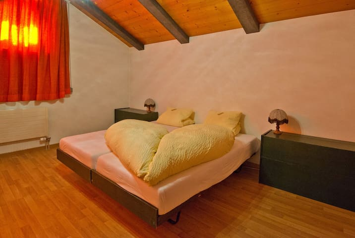 Casa Viva, (Bad Ragaz), 2 rooms apartment no. 9