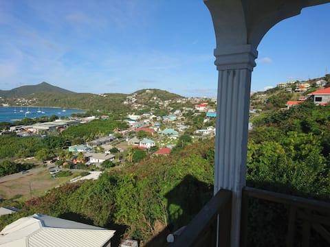 THE Seaview Villa apt 1A