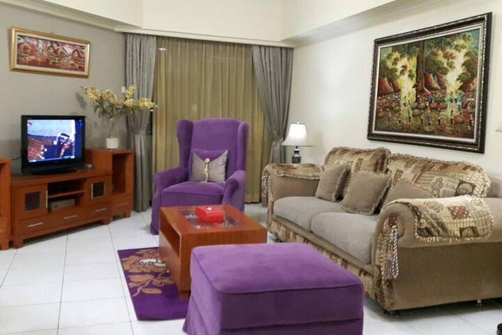 Cozy & Comfortable: Sudirman Tower Condominium