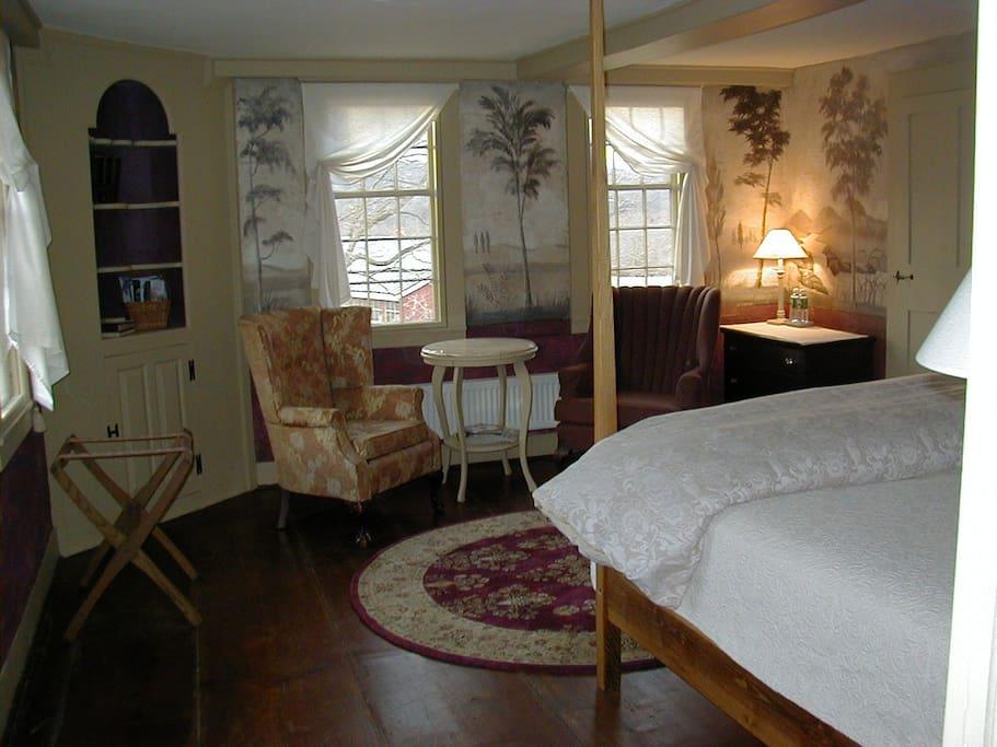 Rufus Porter Room