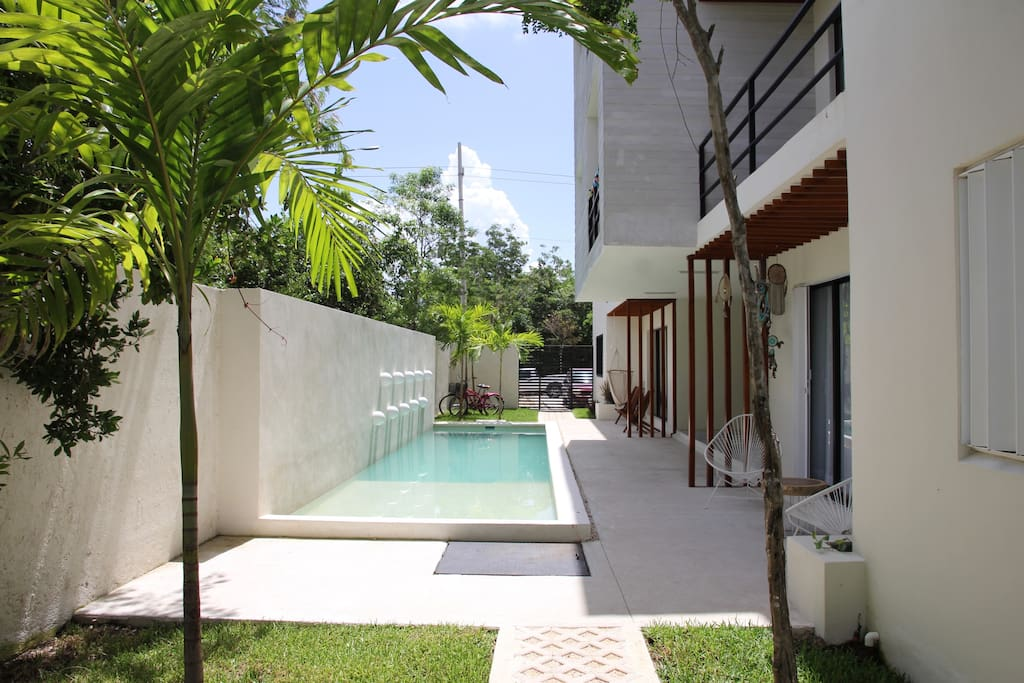 Welcome to Balam House Apartment! Bienvenidx a Balam House Apartment! Bienvenue à Balam House Apartment!