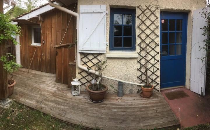 Maisonnette à Biscarrosse