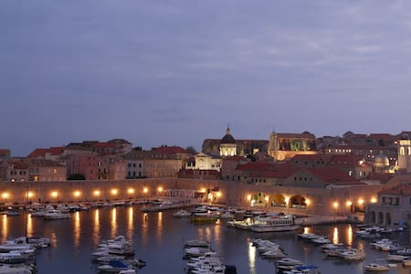 Old town Sea view apartment - Dubrovnik - Apartment