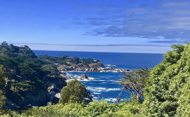 Ocean View Historic Seven Bedroom Villa: LX41