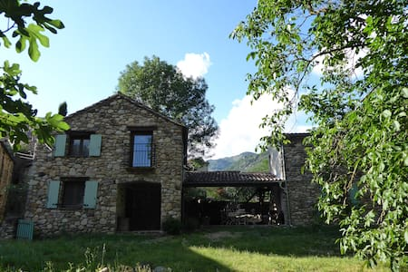 Le Petit Moulin, tranquil renovated watermill - Saint-Vincent-d'Olargues
