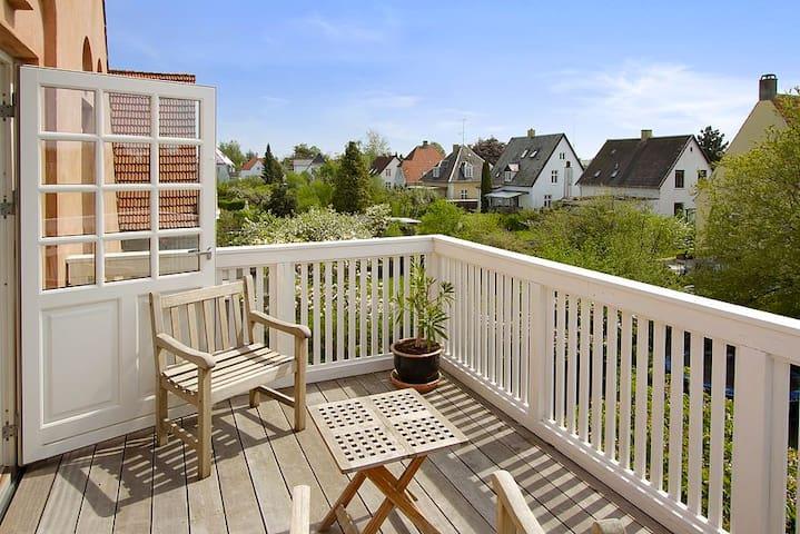 Charming Villa in Charlottenlund - Charlottenlund - Villa