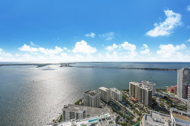 Modern Studio in Brickell Miami - Great Location!