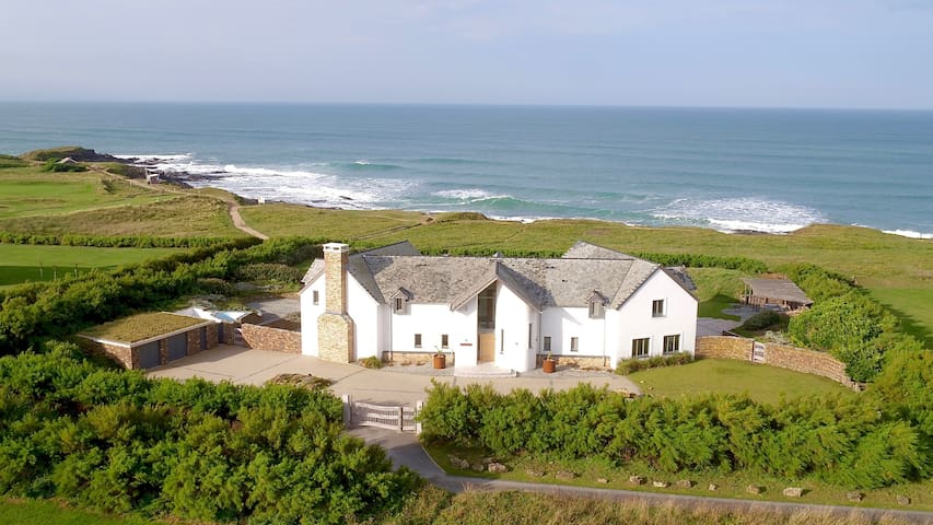 Luxury beach house on the North Cornwall coast - Padstow - Huis