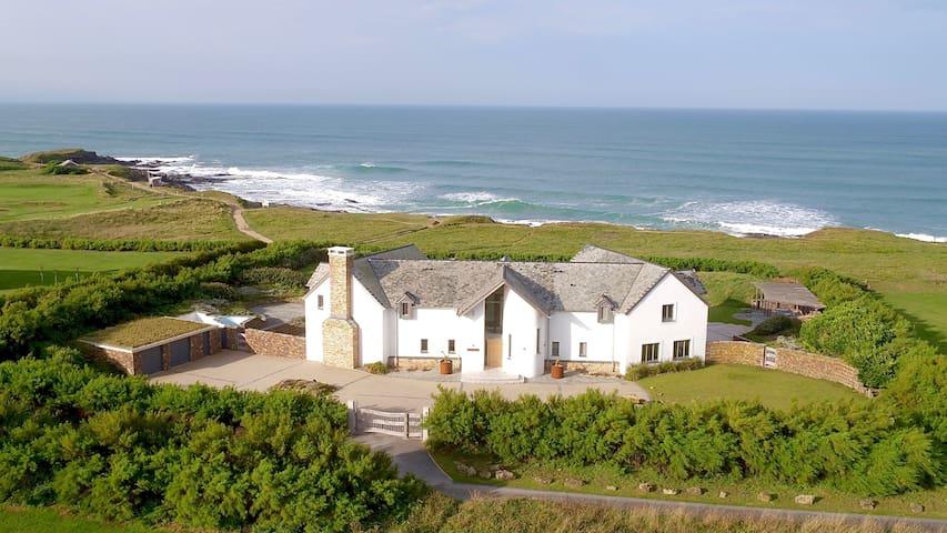 Luxury beach house on the North Cornwall coast - Padstow - Casa