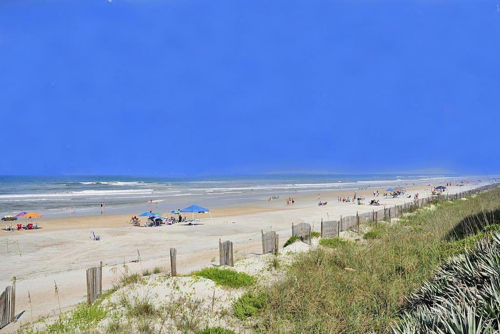 No Drive Beach NSB