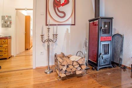 Residieren Sie in Schwarzwaldvilla auf 115qm - Bad Herrenalb - 公寓