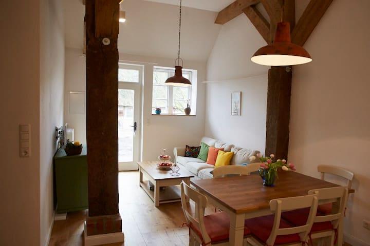 """Wohnung """"Fuchsbau"""" auf Hof Eggers"""