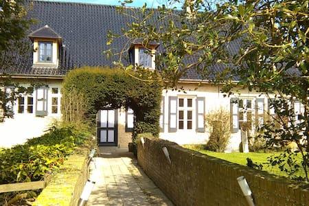 Chambres d'hôtes charme Domaine des Hautes Terres - Steene - Guesthouse