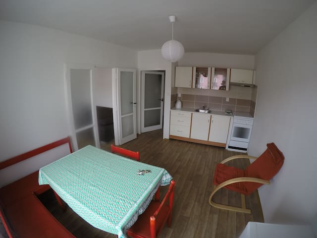 Marianna Apartment - citycentrum 10minutes by walk - Ostrava - Leilighet