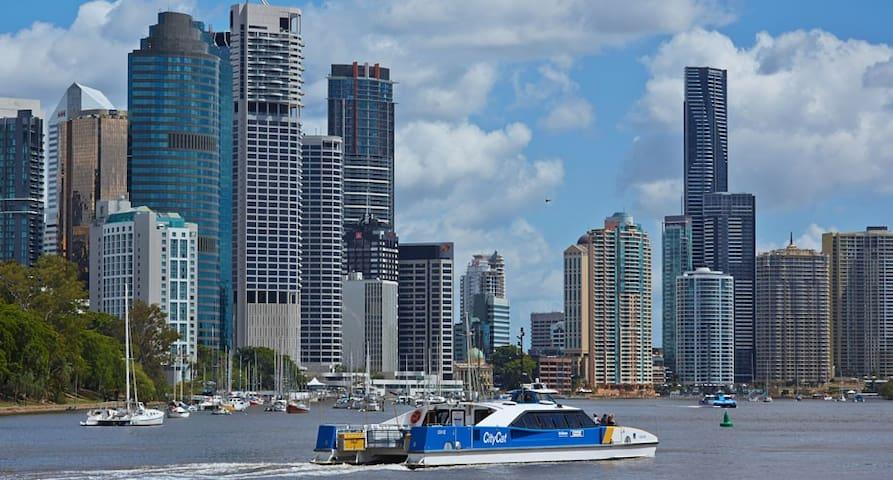 Executive apartment - Brisbane City - Appartement