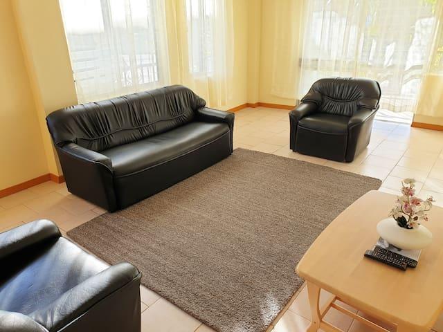 Lounge room - Flat 2