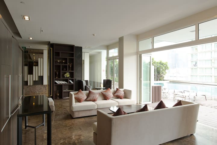 Luxury Modern Living IVY # 5 mins to Thonglo BTS