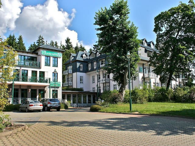 Elegant Apartment Tannenpark 4216.9 - Tanne - Appartement