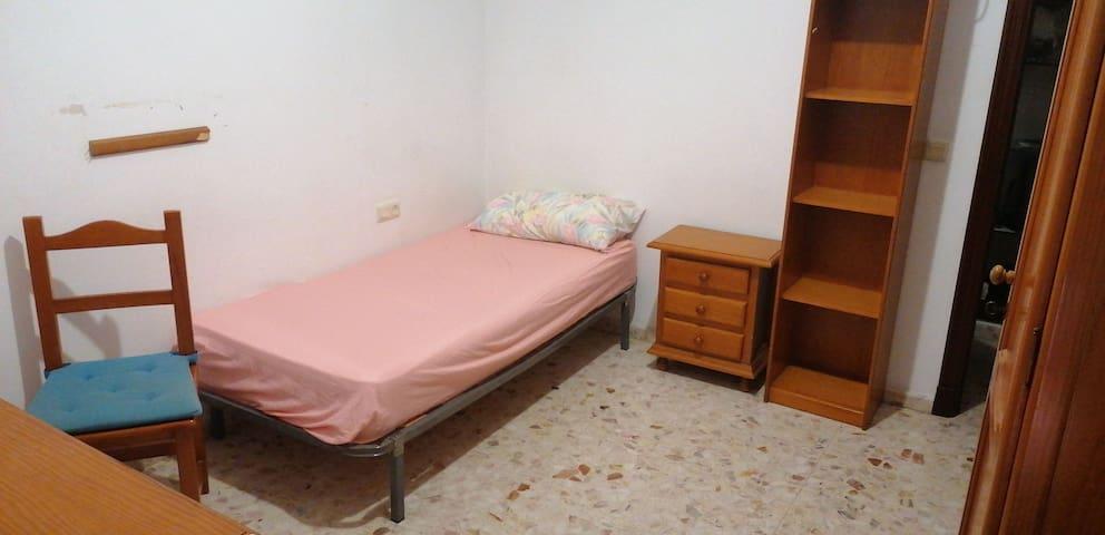 Habitación individual privada Puerto Real Centro