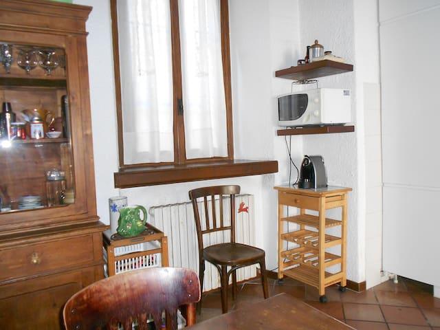 250m2 di ospitalità nei luoghi di Leonardo DaVinci - Merate - House