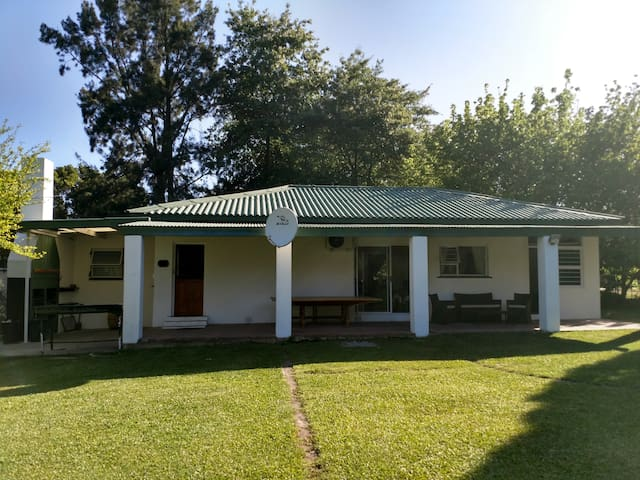 Orchard House in Storms River Village