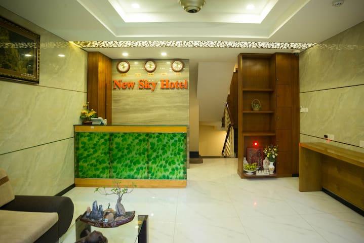 New studio nice dowtown ho chi minh - Ho Chi Minh City - Casa