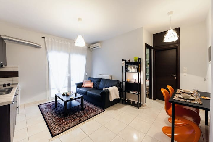 New, comfortable and cozy apartment - Thessaloníki - Appartement
