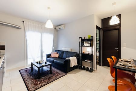 New, comfortable and cozy apartment - Thessaloníki - Huoneisto